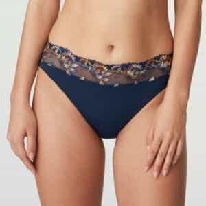 slip femme primadonna summer bleu marine 4 300x300 - Slip brésilien opaque