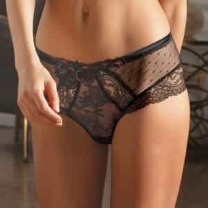 shorty lise charmel soiree libertine noir 300x300 - Shorty